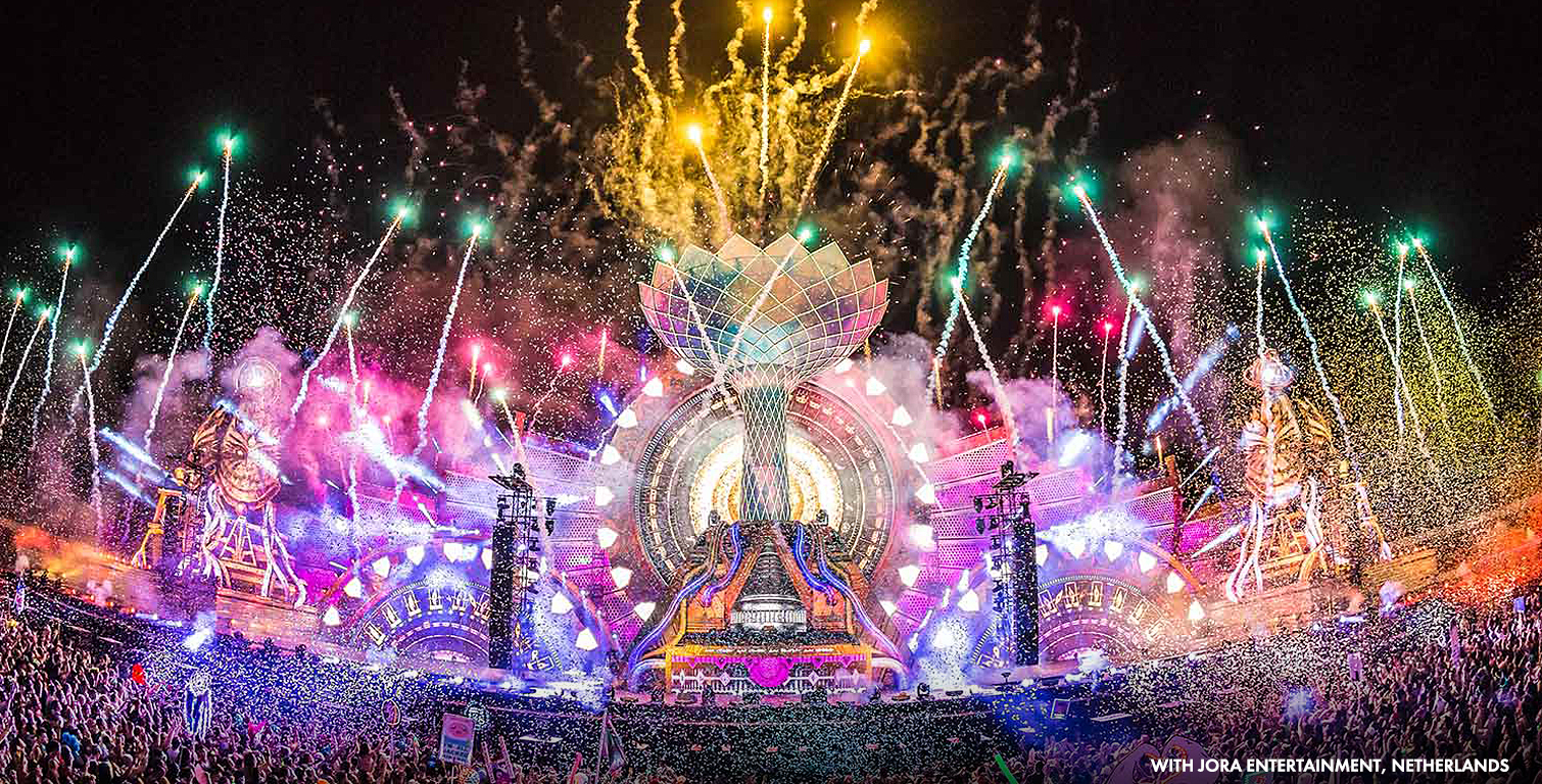 Electric Daisy Carnival 2016